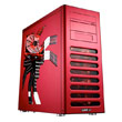 Lian Li Dazzles With Spider Red PC-8FI Mid-Tower PC Chassis