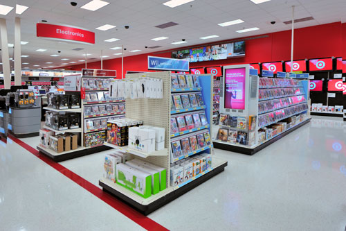 Target Announces Plans To Upgrade Electronics Offerings