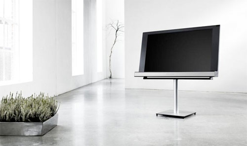 bang olufsen introduces gorgeous 5400 beovision 8 40. Black Bedroom Furniture Sets. Home Design Ideas