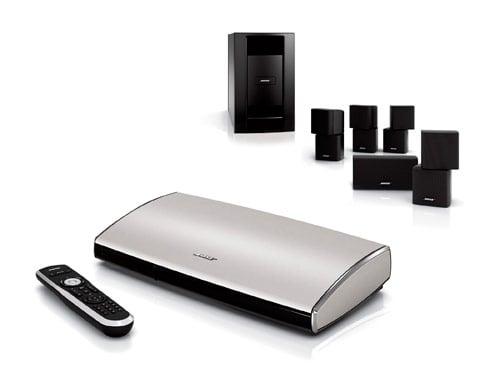 bose introduces v35 v25 and t20 lifestyle 5 1 sound. Black Bedroom Furniture Sets. Home Design Ideas