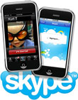 Skype iPhone 3G App Downloads Approach 5 Million Mark