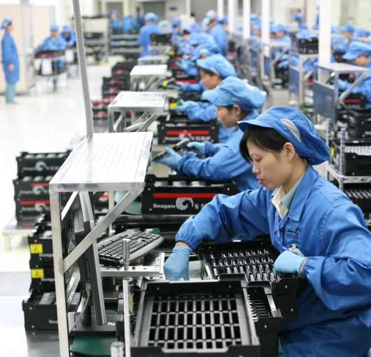 Foxconn to move non-iPhone manufacturing from Shenzhen ...