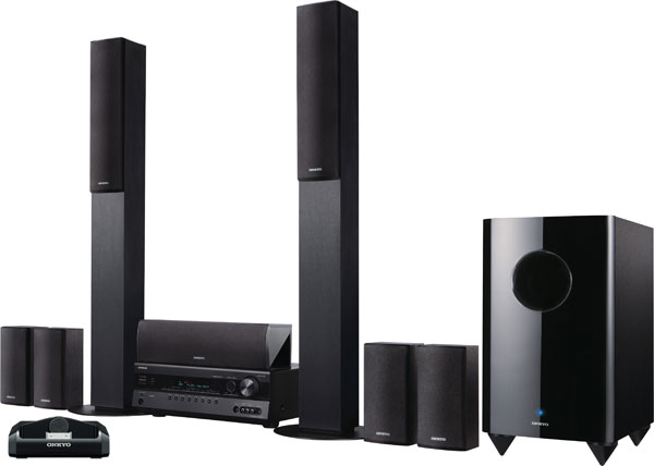 Onkyo Offers Tidy 3d Home Theater In A Box Just Add
