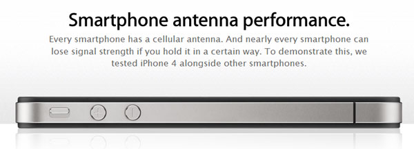 Samsung, RIM Reject Apple's Claims Of Smartphone Antenna