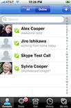 Updated Skype iPhone App Adds Background Calling Support; No 3G Fee