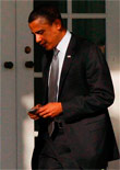 "Obama's BlackBerry ""No Fun"" Due To Presidential Limits"