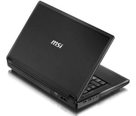 MSI CR410 Notebook Update