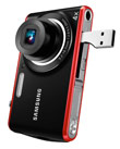 Samsung PL90 Digital Camera Ships With Built-In USB Plug