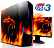 iBUYPOWER Offers USB 3.0 Across Entire Desktop Line