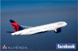 Delta Starts Selling Flights On Facebook