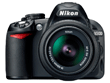 Nikon Introduces D3100 DSLR With 1080p Video Recording