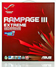 Asus X58 Rampage III Extreme Motherboard, Tested Burned-In