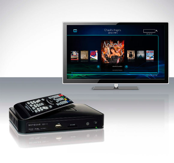 Netgear Introduces NeoTV 550 And 350 Media Players, New