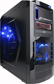 CyberPower Unleashes Fang Series Gaming Systems