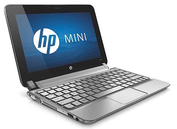 HP Introduces Mini 5103 And Mini 210 Netbooks