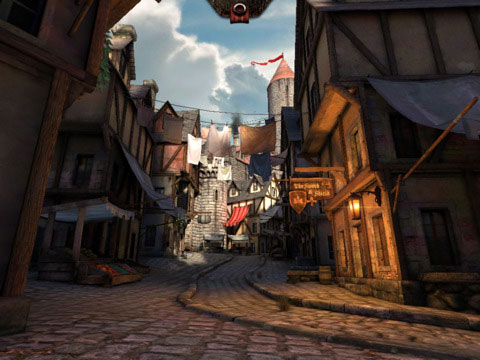 Stunning Unreal 3 iOS Tech Demo Now Available for Download