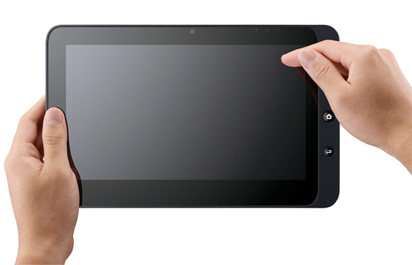 ViewSonic Debuts ViewPad 100 Tablet: Dual-Boot Android and