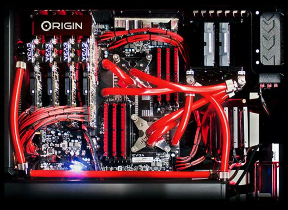 ORIGIN Unleashes Benchmark Shattering Gaming PC-Xbox 360 Hybrid
