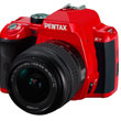 Pentax Crashes DSLR Party with Colorful K-r Camera