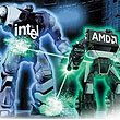 "iSuppli: AMD and Intel ""Competing Furiously"" for Market Share"