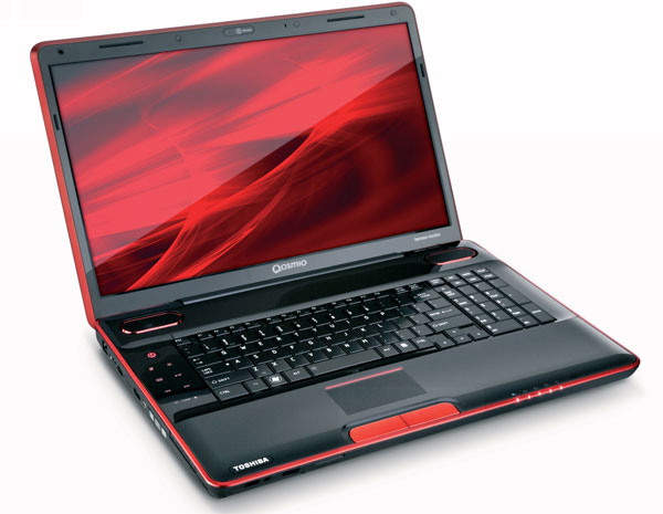 Toshiba Introduces Qosmio X500 Laptop With Geforce Gtx 460m Graphics