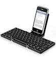 Jorno Foldable Bluetooth Keyboard Brings QWERTY To Your Mobile Devices
