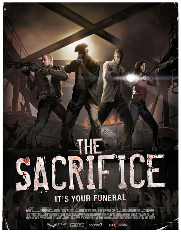 "New Left 4 Dead DLC ""The Sacrifice"" Coming October 5"