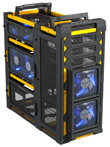Antec Debuts LanBoy Air Open-Air Gaming Chassis