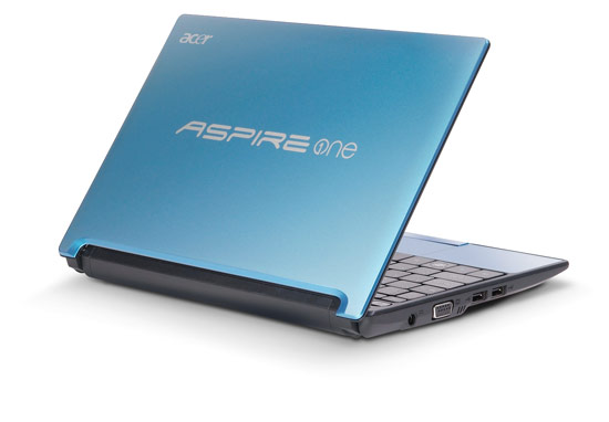 Acer AO521 Netbook AMD Chipset Vista