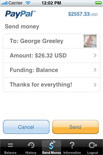 PayPal iPhone App Now Allows For Photo Check Deposits