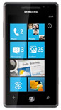 Samsung Gets With Windows Phone 7 Party: OMNIA 7 Smartphone