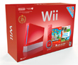Nintendo Shipping Limited Edition Red Wii and DSi XL Consoles