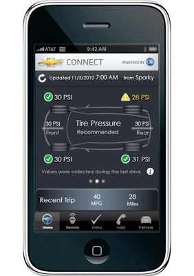 OnStar Apps For Android And iOS Now Available For 2011 Chevy Owners