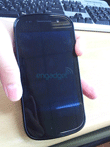 Leaked: Google Nexus S From Samsung