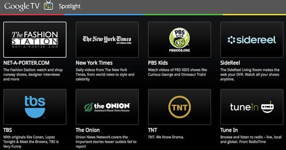 TuneIn Radio Arrives On Google TV | HotHardware