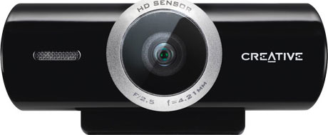 """70f72175aa8 """"With the Creative Live! Cam Connect HD 1080 we are introducing the first web  camera with our CrystalVoice technology"""