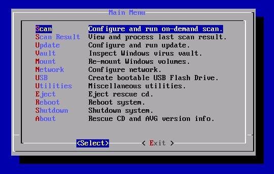 La actualización del avg causa problemas con windows 7