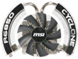 MSI Releases R6850 Cyclone 1GD5 Power Edition GPU