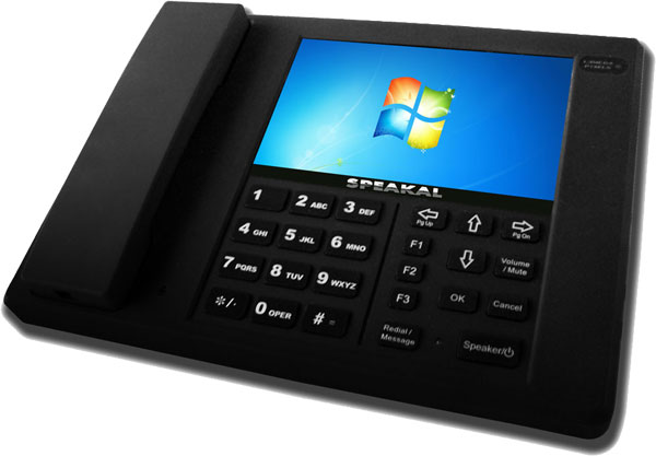 Speakal's Phone/PC Hybrid is Just What It Sounds Like | HotHardware