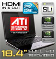 Eurocom Offers AMD Mobility Radeon HD 6970 GPU On Flagship Laptops