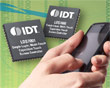 IDT Introduces Single-Layer Multi-Touch Controller