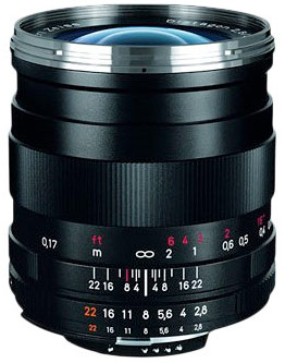 Carl Zeiss To Produce Lenses For Micro Four Thirds Format