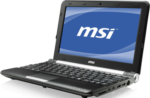 MSI U160MX Notebook Easy Face Driver Windows