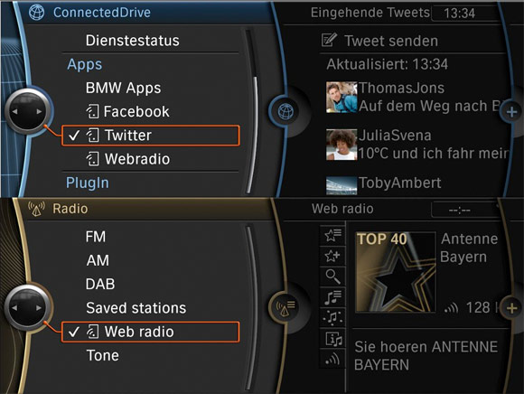 BMW 1 Series To Gain iPhone App Support For Facebook, Web
