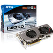 MSI Launches R6950 Twin Frozr III Graphics Card