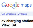 Google Adds Electric Vehicle Charging Station Data To Maps