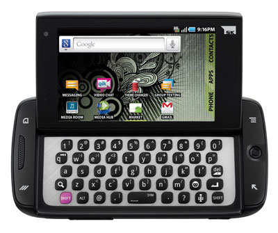 the new sidekick 4g. New Sidekick 4G is a