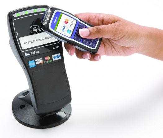 Google Purportedly Testing NFC Payment Machines In NY/SF