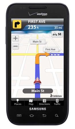 telenav navigation app comes to android for free hothardware. Black Bedroom Furniture Sets. Home Design Ideas