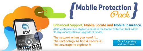 at t insurance on iphone new at amp t mobile protection pack will replace support and 13506